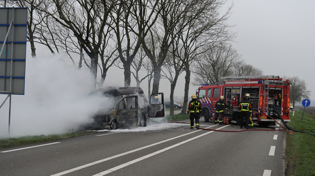 auto brand woubrugge