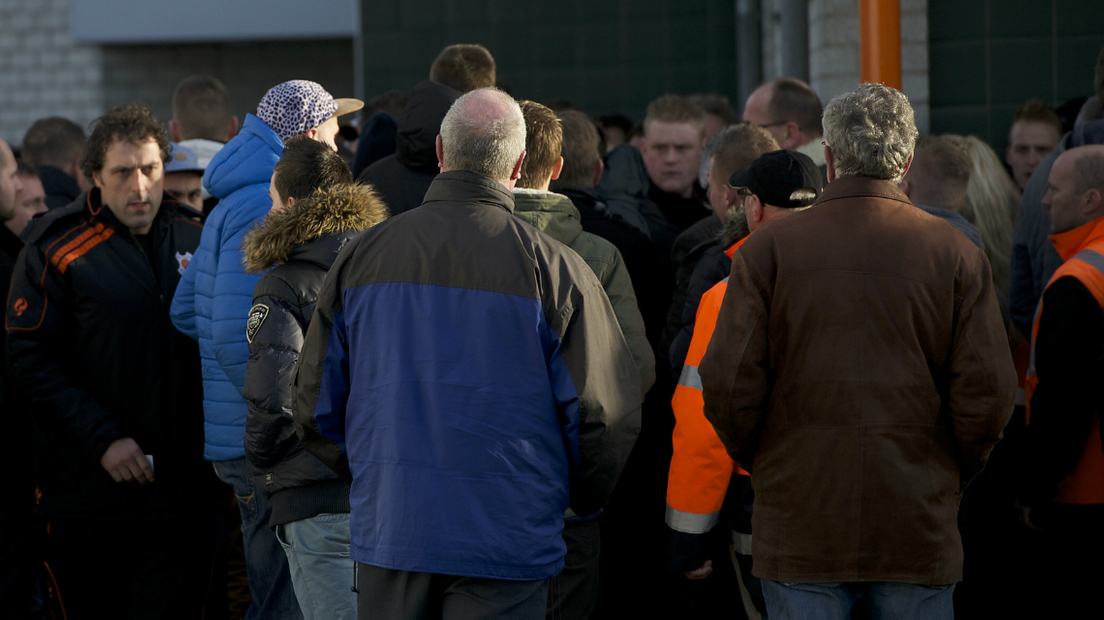 Katwijk-Capelle - Supporters