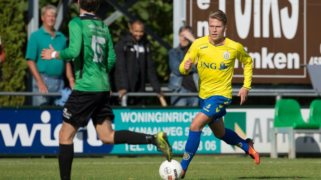 FC Lisse, Thierry Monteny (r)