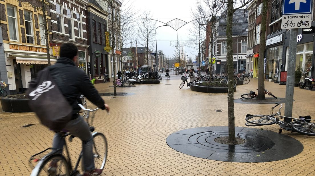 Shared Space Westerhaven