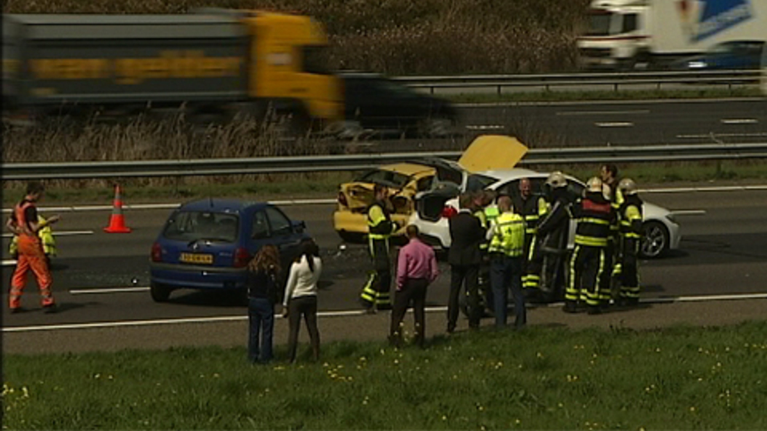 a13-ongeval