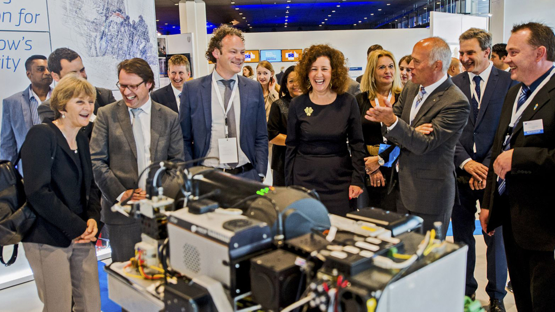 Security Research & Innovation Event. (Foto The Hague Security Delta)